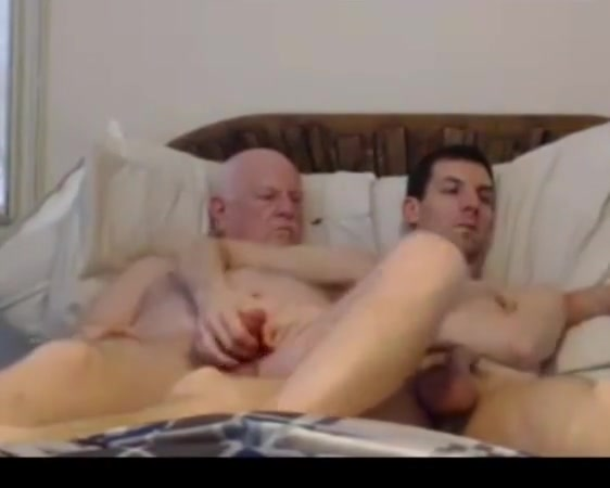 Grandpa and younger on webcam How to make a romantic video for your girlfriend