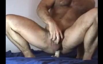 Muscle bear rides dildo cums asian women mature nude