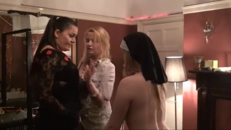 The novice nuns story She male shemale