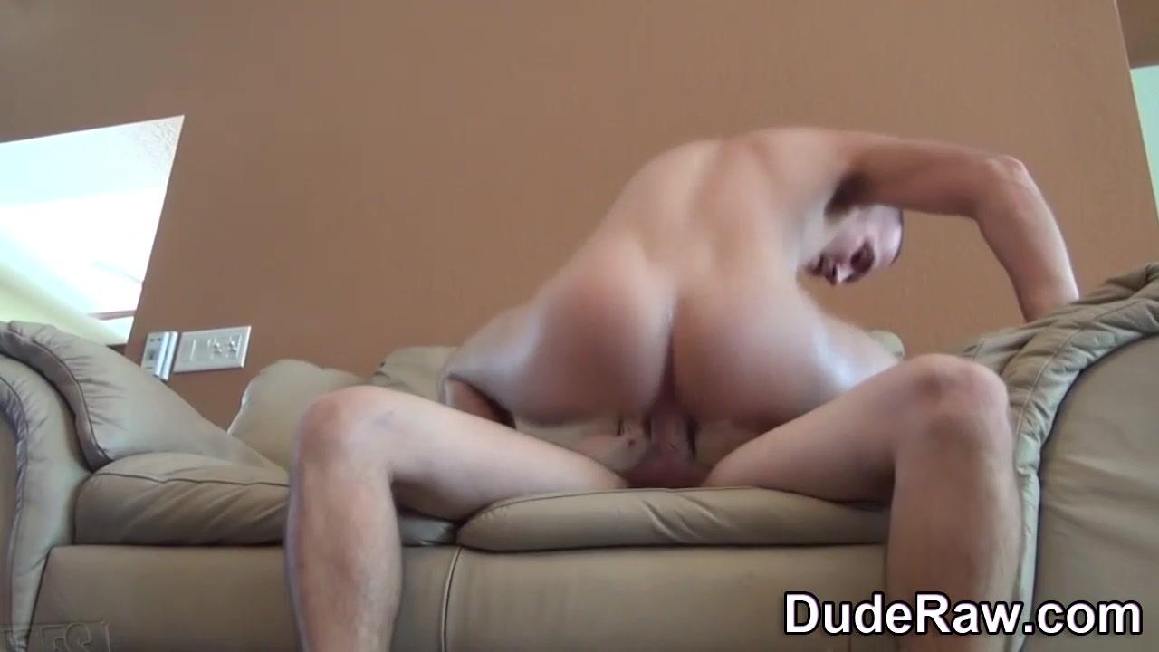 Bareback ass cummed into free sex porn movie clips