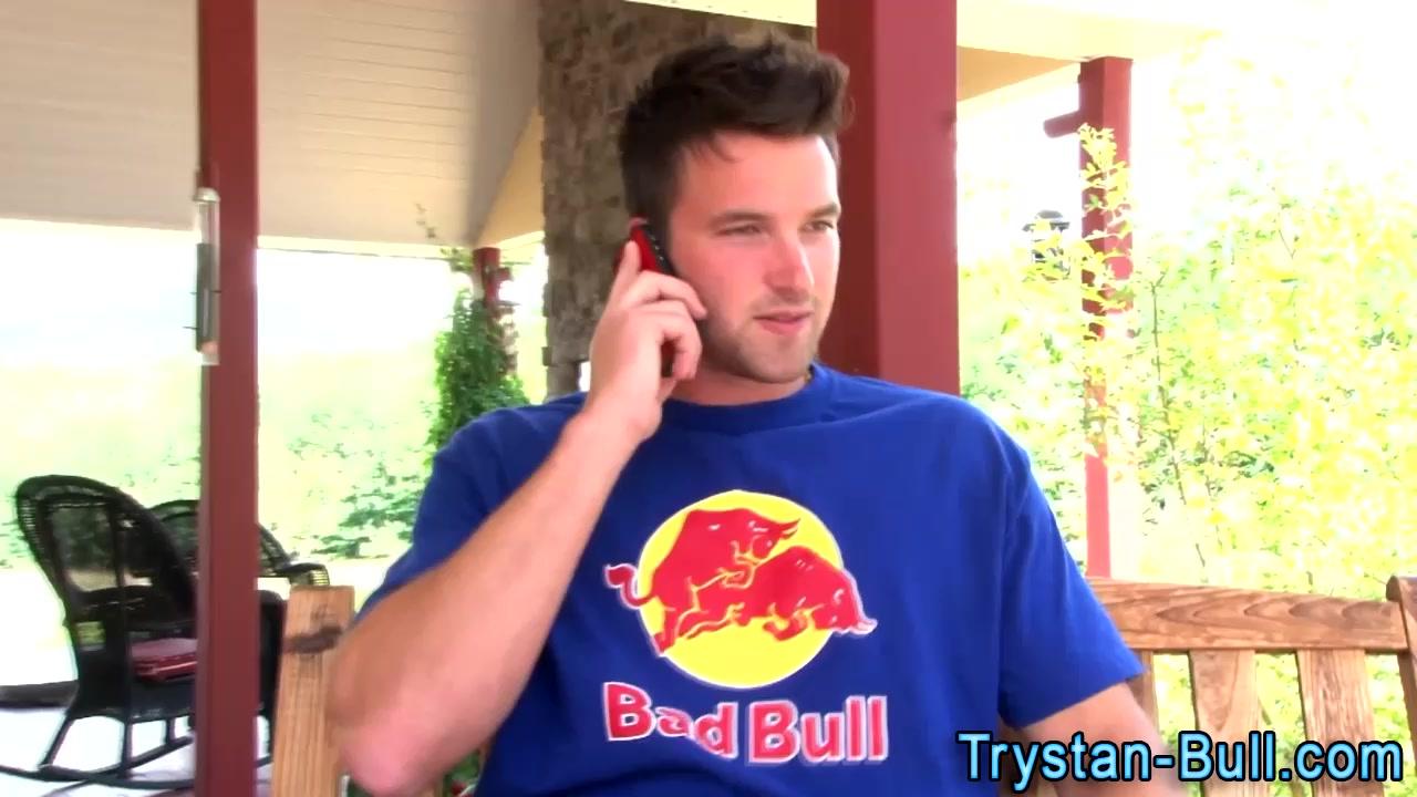 Trystan Bull gets rimmed lesbians drink breast milk