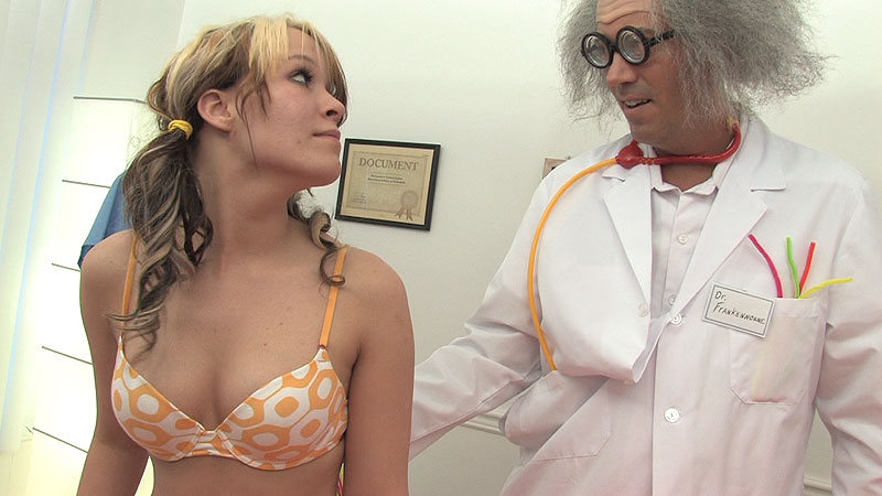 Sara Jolie Nick Leykis in Just What the Doctor Ordered - PegasProductions Where can i find naked girls