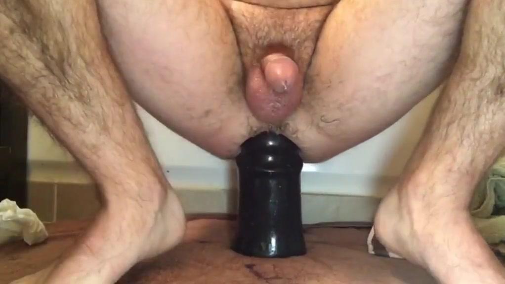 Riding giant black dildo Down to fuck in Stavanger