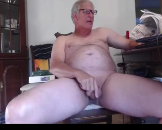 Grandpa cum on webcam 1 Fetish lesbian fists and fingers