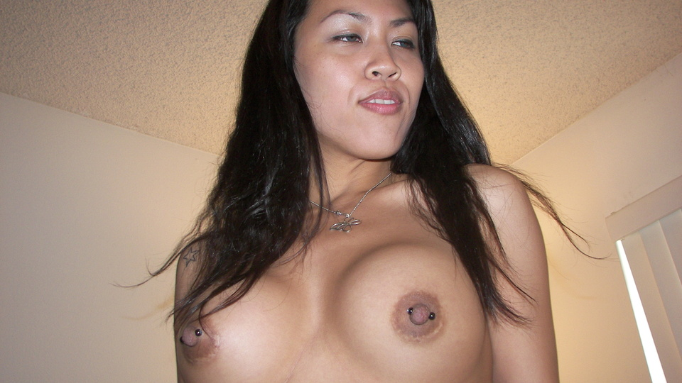 Sexy Asian whore Jade is having fun and sex today