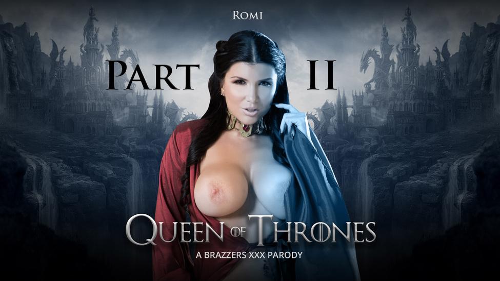 Romi Rain Xander Corvus In Queen Of Thrones: Part 2 A XXX Parody – BrazzersNetwork
