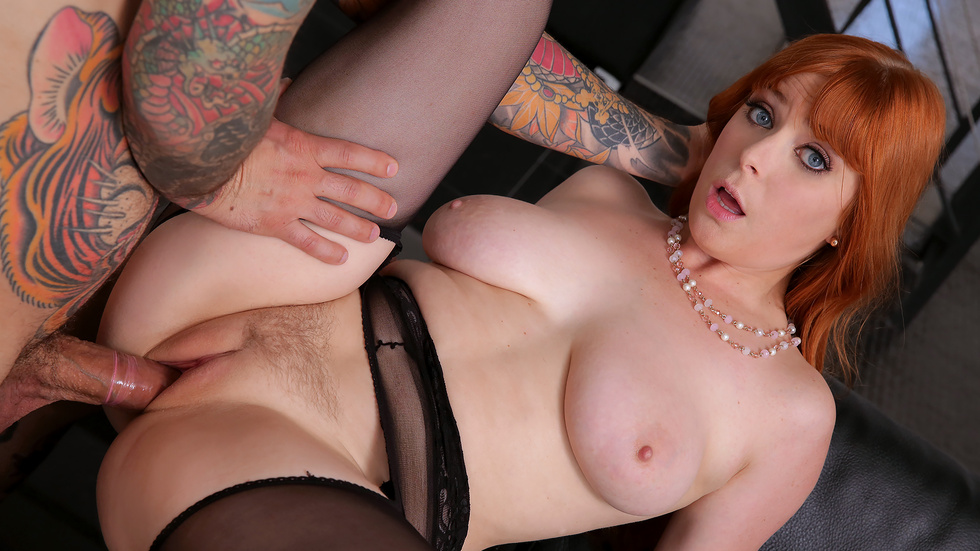 Penny Pax in Axel Brauns Shades Of Red, Scene 4 - Wicked first time eating out a girl