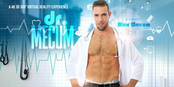 Alex Mecum in Dr. Mecum - VRBGay Hot female butt nude