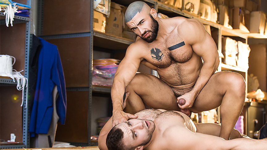 Diego Reyes Francois Sagat in Hearts Desire - GodsOfMen Hot shaved pussy porn