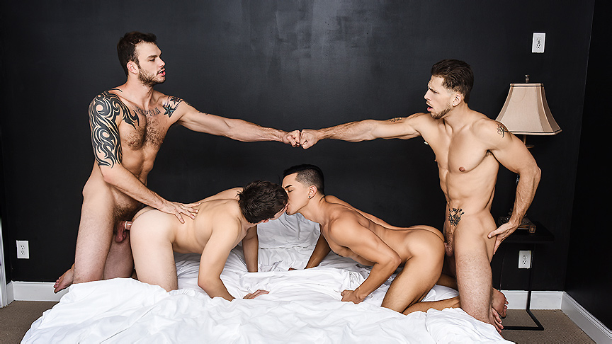 Cliff Jensen Ethan Slade Roman Todd Will Braun in Fuck Me Silly Part 3 - GodsOfMen My life as a transsexual woman