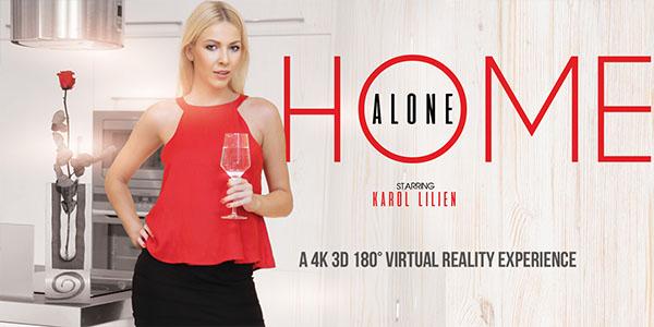 Karol Lilien in Home Alone - VRBangers Unblock Sunny Leone Fucking Video