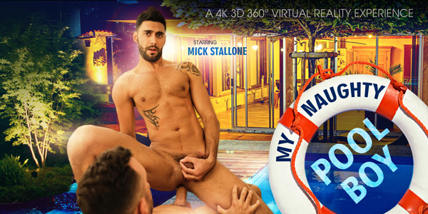 Mick Stallone? in My Naughty Pool Boy - VRBGay Porno sex images men oral sex to woman