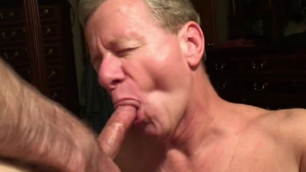Old Faggot Cocksucker Gets Cum Facial and Eats Cum breast cancer crusty patch