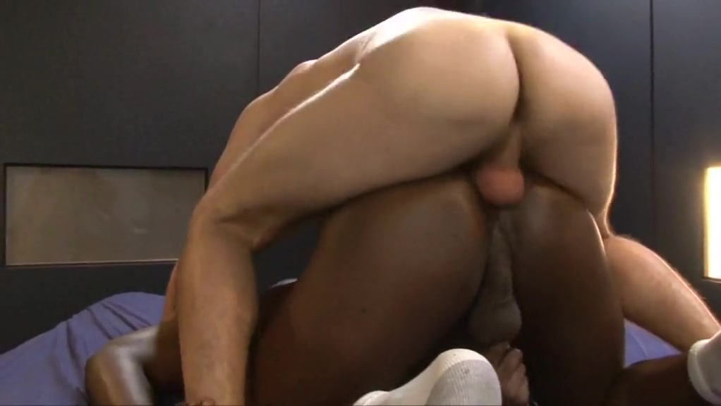 Interracial gay sex with piss My Showering Stepsis