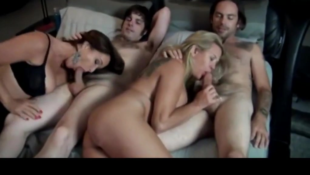 TABOO FAMILY 3 Sex with naked boobs and pussy