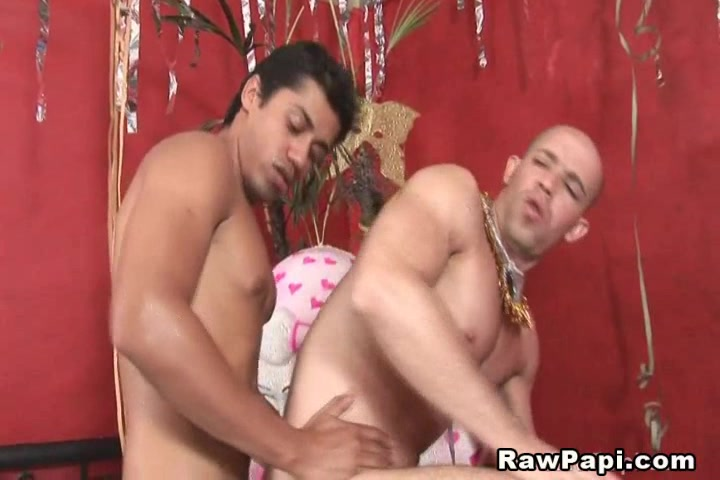Super Hot Latino Gay Party Ends up with Gay Couple bareback sex Sprauncy meaning