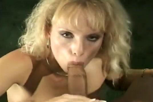 Blond Swallows In POV Shot Suckjob Sheer pantyhose masturbates doreen