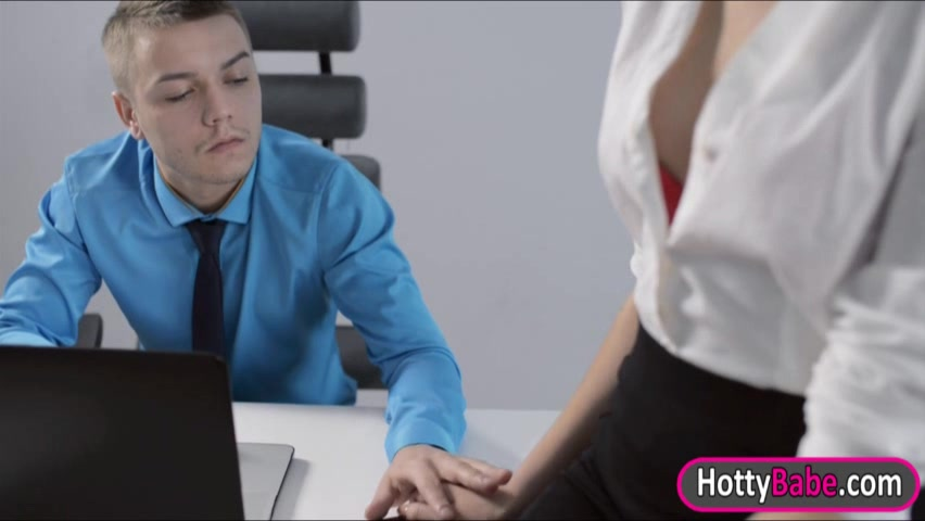 Gorgeous office girl Sheri in glasses fucked and cum on ass I had sex on the first date