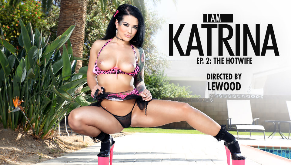 Francesca Le Katrina Jade Mark Wood in I Am Katrina, Ep. 2: The Hotwife - EvilAngel Shuffling feet