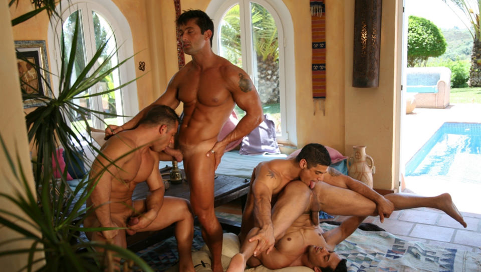 Action, Part 2: Pedro Andreas, Daniel Marvin, Carlos Montenegro Gustavo Arrango XXX Video: - FalconStudios Tua Lovisa