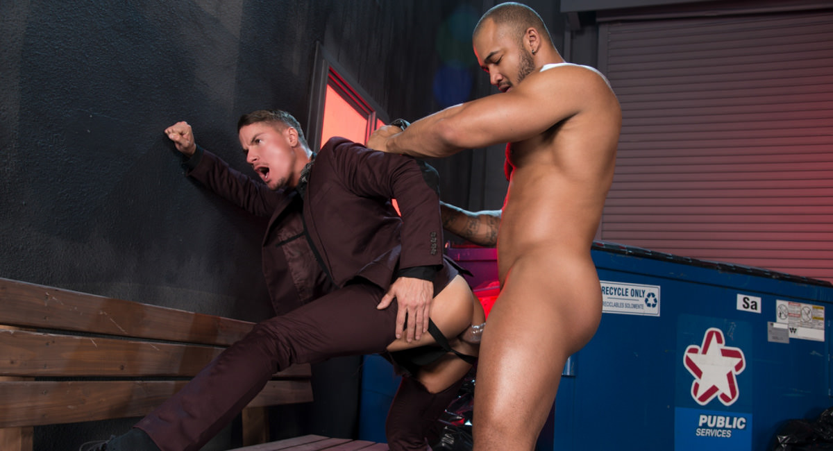 Skyy Knox Jason Vario in One Night At The Ready, Scene #03 - HotHouse world of whorecraft game