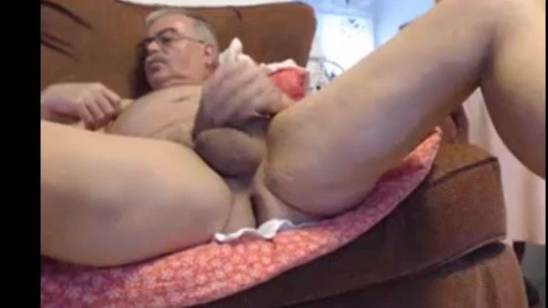 Uncut dad stroking Thumb tendonitis massages