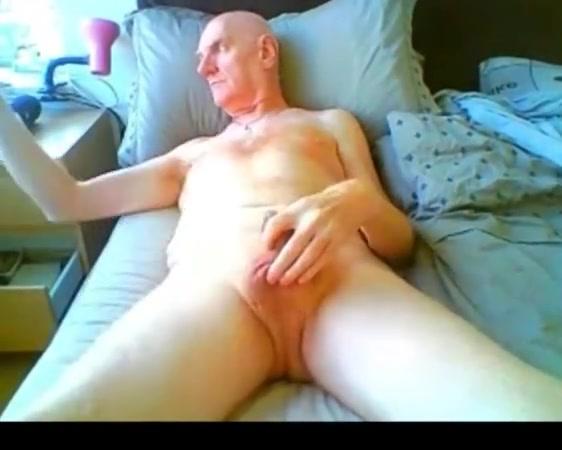 Grandpa cum on webcam 2 Passing the Gravy
