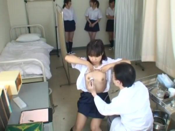 поранить чувствительную медосмотр японок видео в контакте когда ебут