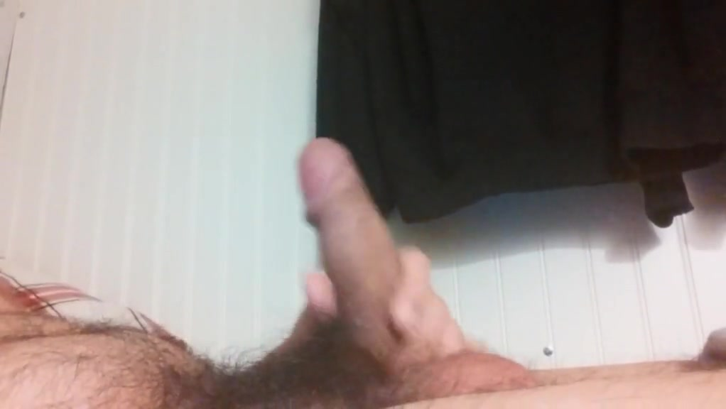 Chubby and horny nude guy video cumshots