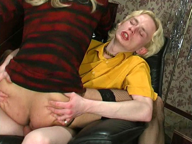 GaySissies Scene: Cyrus and Randolph Blonde milf hardcore fuck