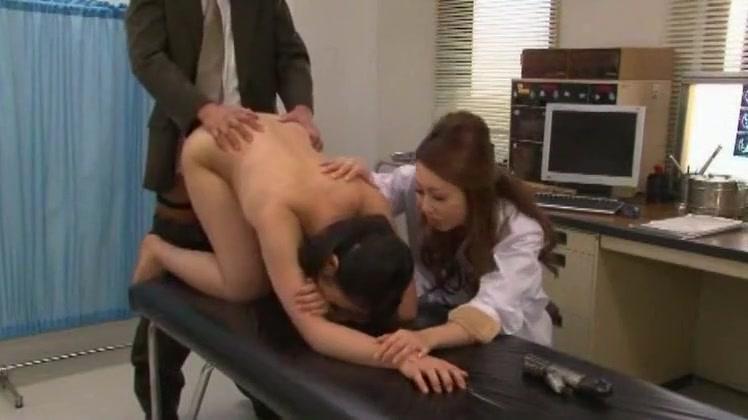 Fabulous Japanese girl Shizuka Kanno, Yumi Kazama in Best Threesome, Masturbation JAV clip Peludas gordas y/o maduras