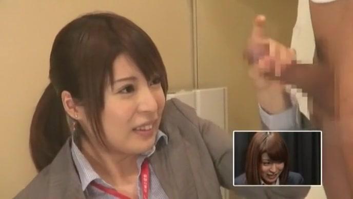 Crazy Japanese model Aya Sakurai in Hottest JAV scene Ebony webcams live