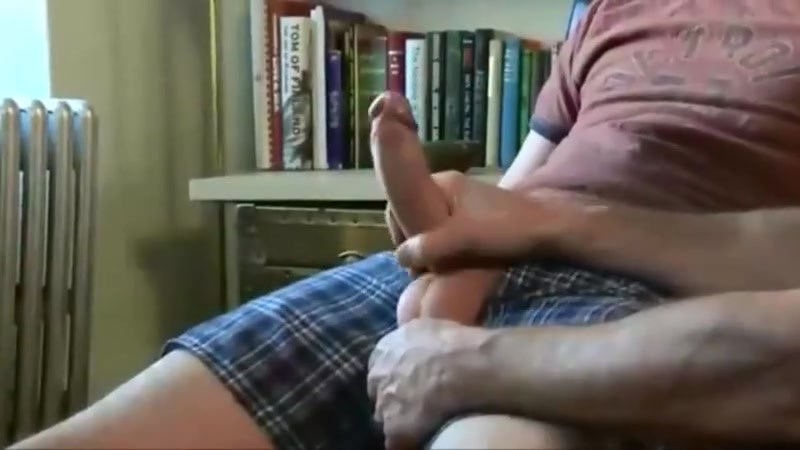 Shy boy lets himself masturbate Anal Srudent