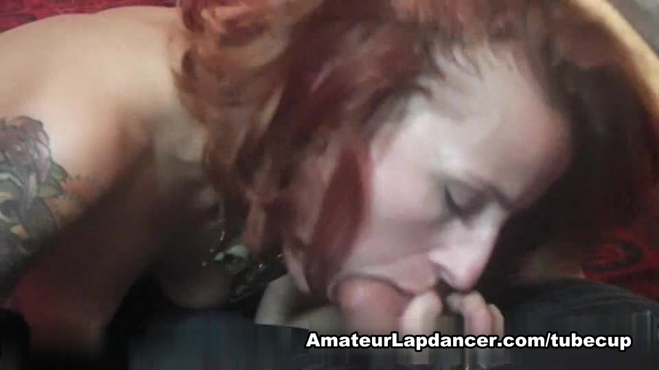 Redhead MILF is an amazing Lapdancer! is marc platt gay