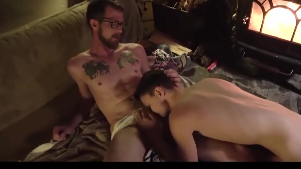 Dad and boy at family cabin retreat Sex robot boy porn video
