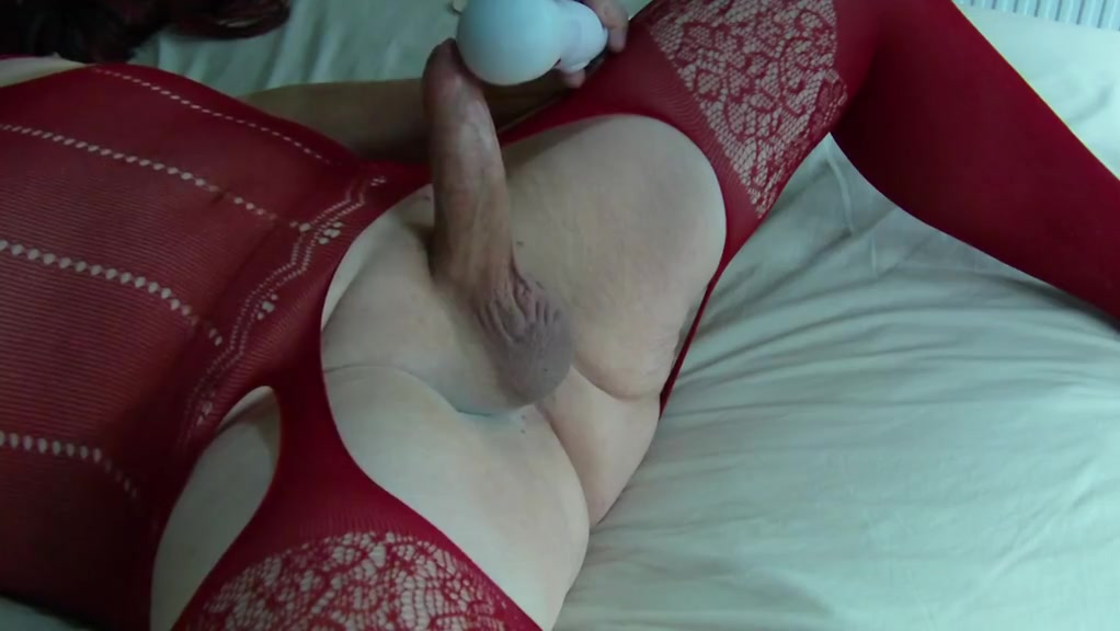 Mature tvrose crossdresser plays with girly cock middle east porn tube
