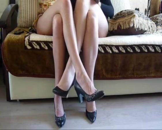 Leg on leg 1 nudist men and women