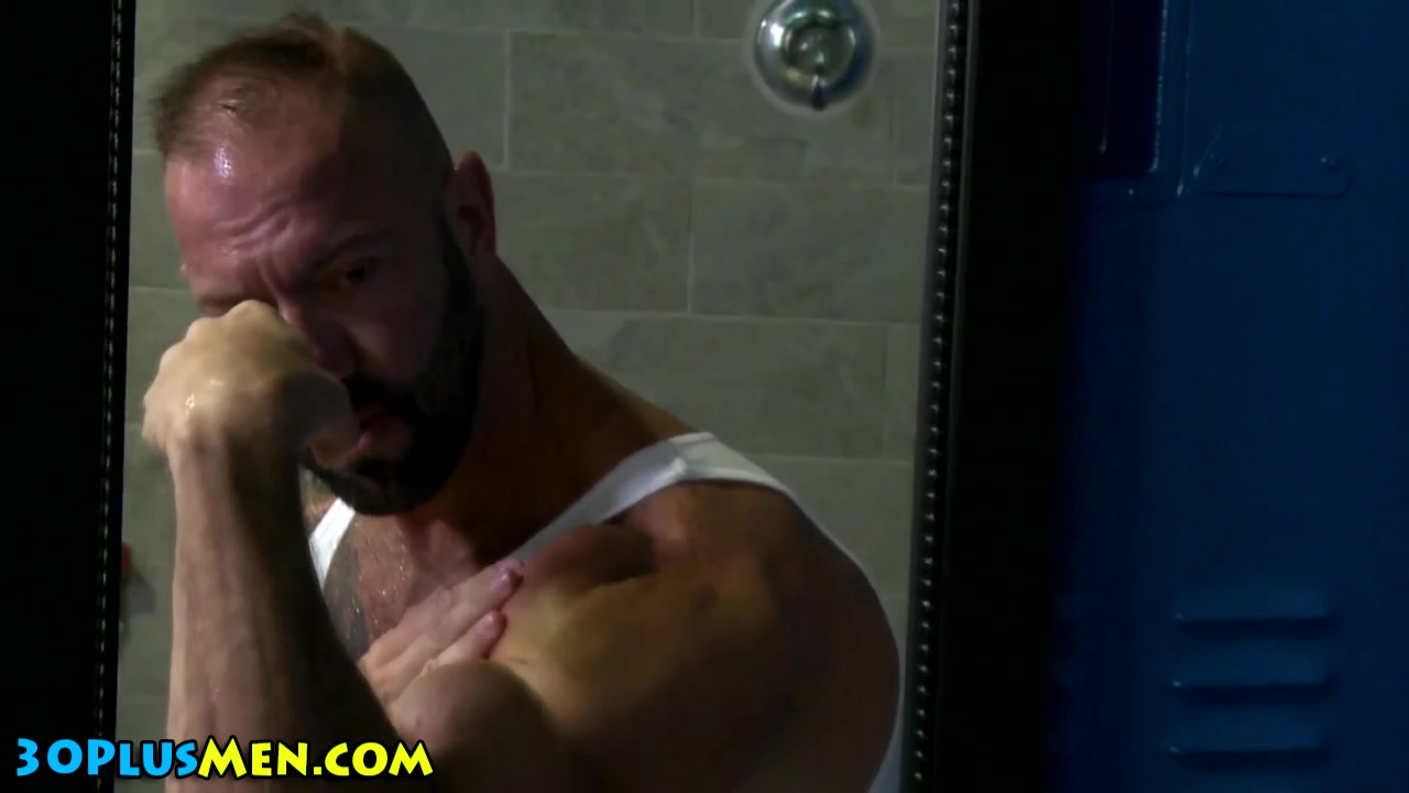 Mature muscle stud solo Dating the teachers son