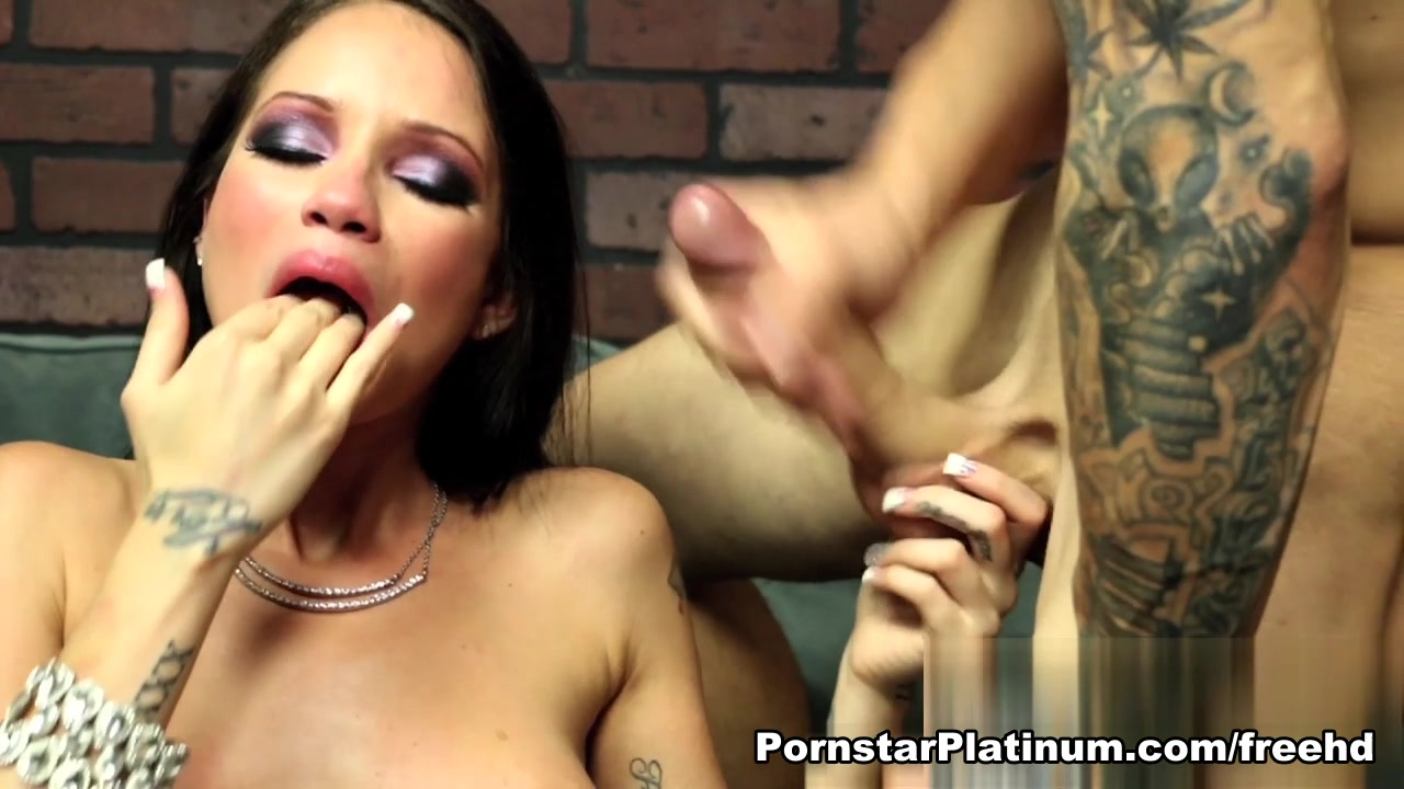 Raven Bay gets Double Penetrated