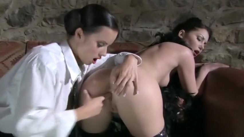 Best Brunette, Lesbian xxx video girls nude in camp nudist