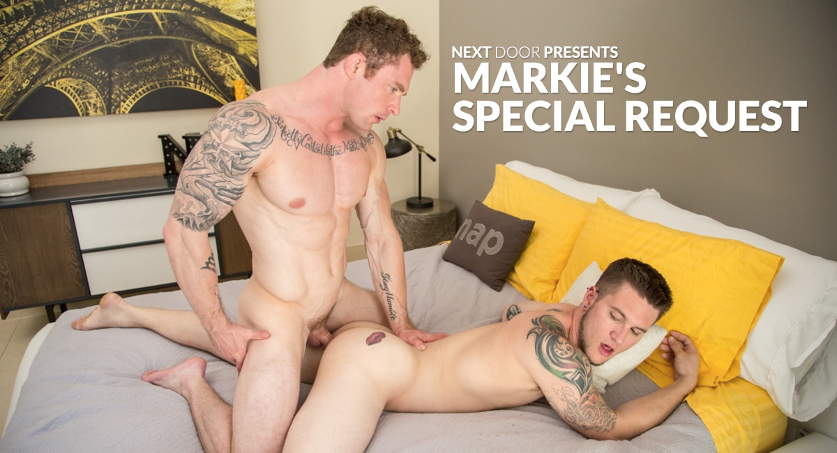 Markie More Allen Lucas in Markies Special Request - NextDoorBuddies Nude female shower pictures