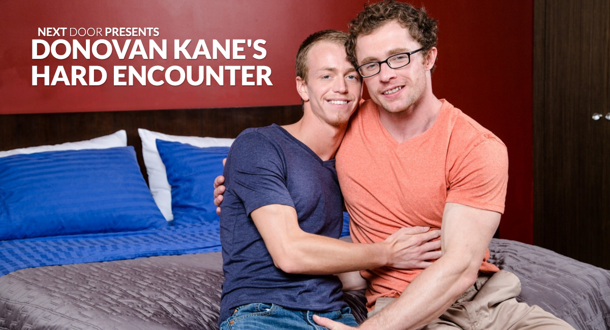 Markie More Donovan Kane in Donovan Kanes Hard Encounter - NextDoorBuddies Question game questions to ask a girl