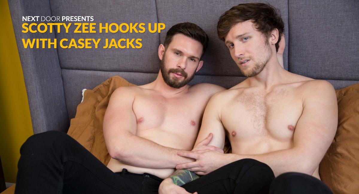 Scotty Zee Casey Jacks in Scotty Zee Hooks Up With Casey Jacks - NextDoorBuddies Victoria cruz nad morzem