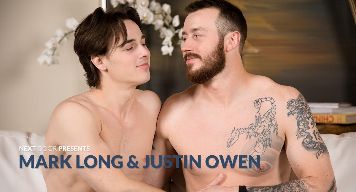 Mark Long Justin Owen in Mark Long Justin Owen - NextDoorBuddies Should i make an online hookup profile