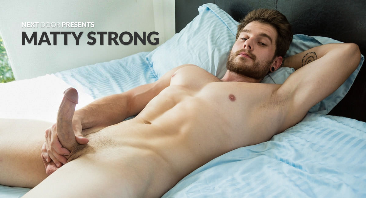 Matty Strong in Matty Strong - NextDoorStudios adult lesson lord supper