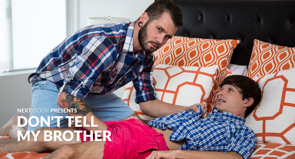 Grayson Lange Johnny Hill in Dont Tell My Brother - NextDoorStudios Pattis hire