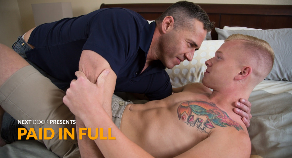 Dean Phoenix Leo Luckett in Paid In Full - NextDoorStudios Hot rude sex