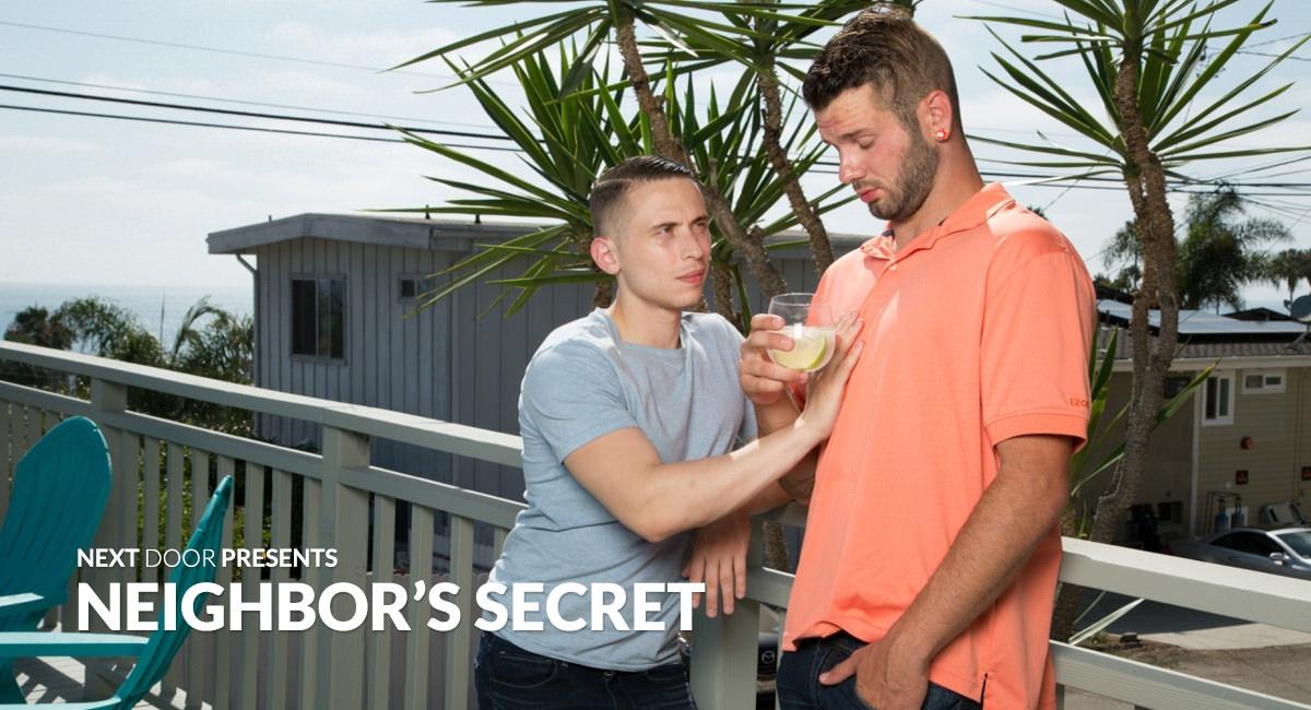 Dante Martin Johnny Hill in Neighbors Secret - NextDoorStudios Girl gets fucked by cop outside Russian
