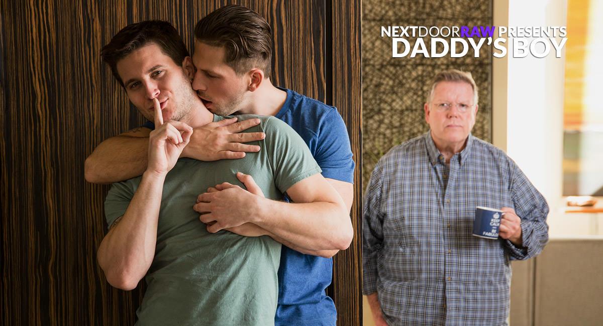 Roman Todd Allen Lucas in Daddys Boy - NextDoorStudios movies bikini porno viatnam