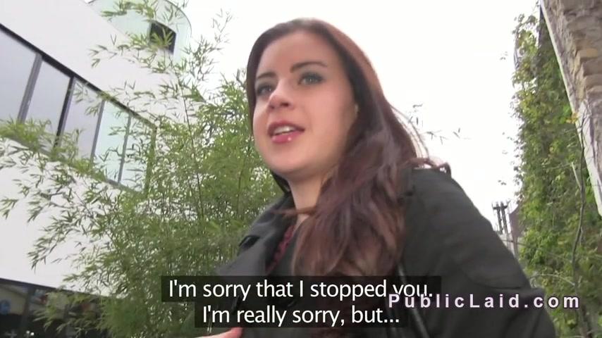 Babe from public banging stranger pov Amature lesbian licks pussy hard